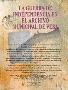 cartel entrada expo vera 1808