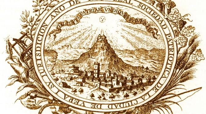 LA SOCIEDAD PATRIÓTICA DE AMIGOS DEL PAÍS DE VERA (1776-1808) Y EL EMBLEMA DE DON ANTONIO JOSÉ NAVARRO LÓPEZ