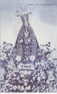 Virgen de las Angustias 1925