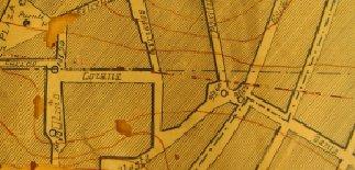 CALLE ZANJA. 1753