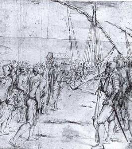 moriscos barco cristianos