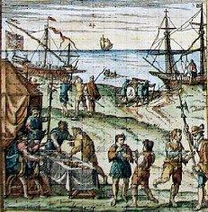 Civitates Orbis Terrarum, siglo XVI