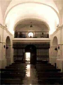 Bóveda ermita s.Ramon