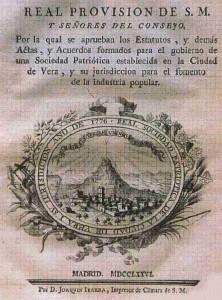 Emblema Amigos del País