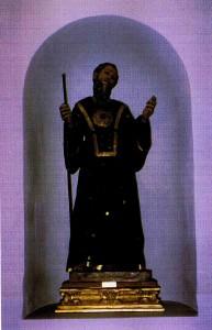 Imagen san Antón en su ermita