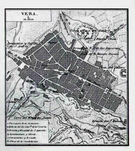Plano Vera Coello 1855