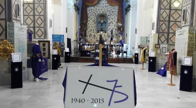 EXPOSICIÓN Y MESA REDONDA. 75 ANIVERSARIO DE LA IMAGEN DE JESÚS NAZARENO