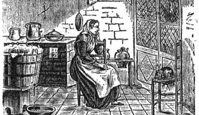 LAS LIVIANDADES DE LA MISTERIOSA, JOVEN Y HUMILDE ANTONIA. MOJÁCAR-VERA, 1849