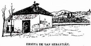 ermita san sebastian Granada