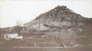foto antigua cerro Espiritu santo