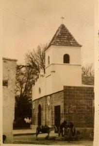 Caño en la Ermita de San Ramón