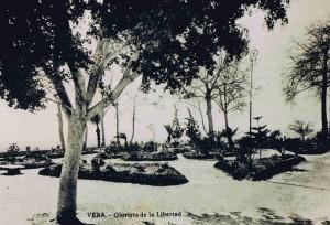La Fuente de La Glorieta en 1933