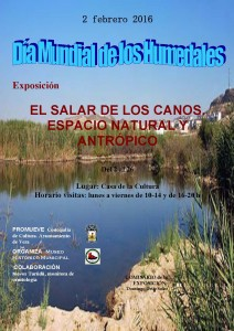 Cartel Expo Salar Canos