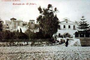 Foto de Federico de Blain Becerra, hacia 1905