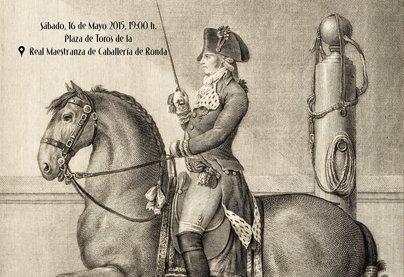 EL TOREO EN VERA. LA REAL MAESTRANZA DE CABALLERÍA (RONDA). DON DIEGO ESCÁNEZ RUIZ. 1791
