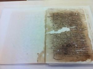 reparti primer folio