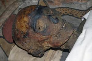 En 1968, el miembro de Tutankamón no aparecía en las imágenes de rayos X