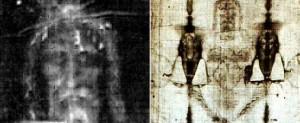 impronta rostro Jesús