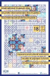 18 DE MAYO DIA INTERNACIONAL DE LOS MUSEOS 2016