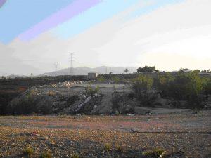 paisaje basural