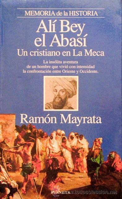 VERA EN «ALÍ BEY EL ABASÍ», DE RAMÓN MAYRATA