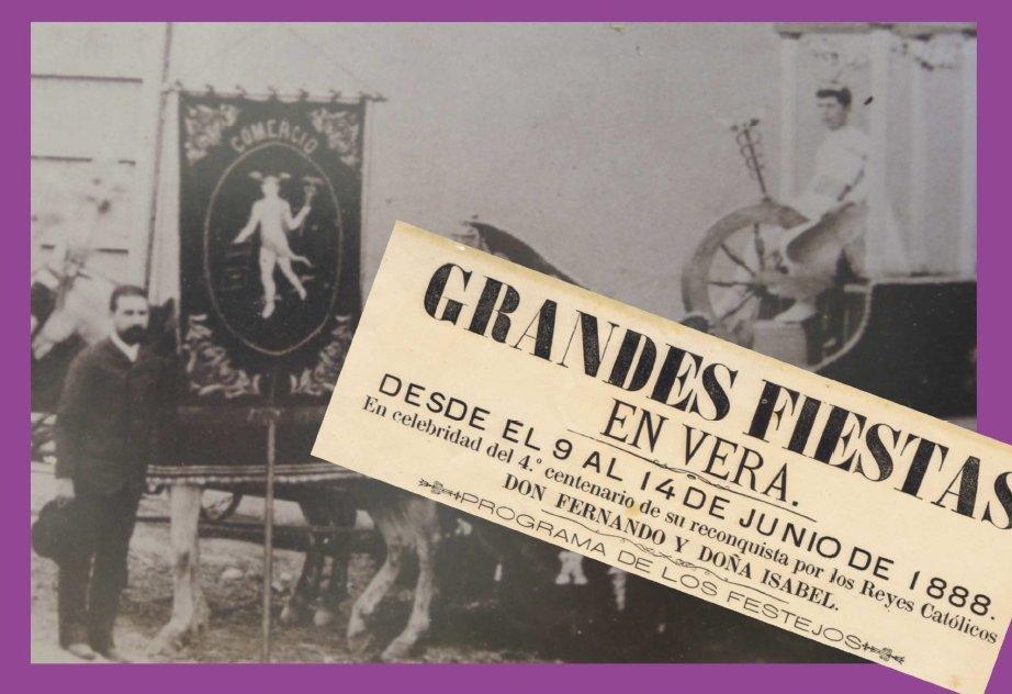CRÓNICAS DE LOS FESTEJOS DE JUNIO DE 1888 EN VERA (ALMERÍA)