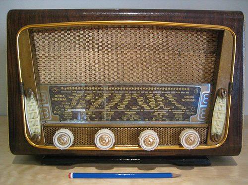 RADIOS EN VERA. 1938
