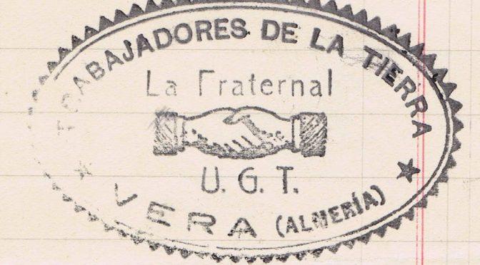 ALGUNAS ORGANIZACIONES POLÍTICAS Y SINDICALES EN LA VERA REPUBLICANA