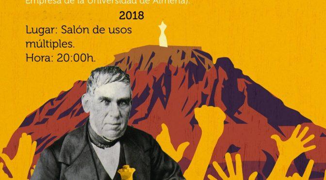 LA VERA DE RAMÓN OROZCO. CONFERENCIA DE ANDRÉS SÁNCHEZ PICÓN