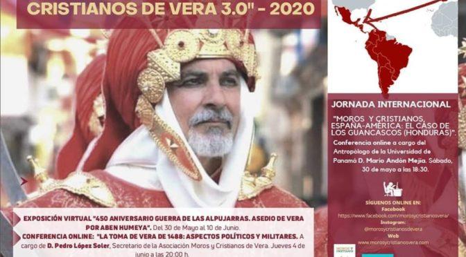 MOROS Y CRISTIANOS DE VERA 2020. SEMANA CULTURAL