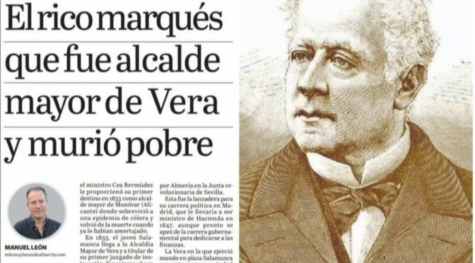 EL MARQUÉS DE SALAMANCA. MANUEL LEÓN